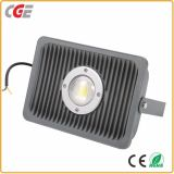 Bridgelux IP66 COB LED Flood Light 10W/20W/30W/50W Waterproof, High Lumens, Reliable Quality, Park Landscape Lighting Hotel Lighting, Outdoor Lighting