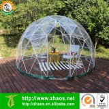 Gardending Use High Quality Solardome Geodesic Plastic Dome
