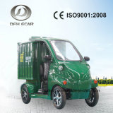 New Energy Solar Panel Electric Mini Cargo Mini Vehicle