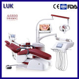 Full Touch Screen Controlled Luxury Dental Chair for Euro Market