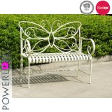 Butterfly Shape Patio Bench