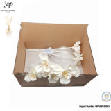 Handmade 8PCS/Box Cherry Wooden Artificial Sola Flowers for Rattan Reed Diffuser