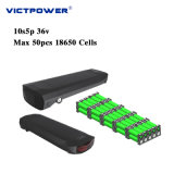 36V 17ah Lithium Battery Pack 10s5p 612wh Electric Bicycle Battery