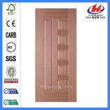 Oak/Teak/Walnut Moulded HDF/MDF Veneer Door Skin (JHK-010)