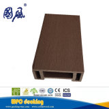 Decorative Sustainable Materials Wood Plastic Composite Wall Cladding/Wall Panel with ISO, Fsc, Ce Certificates