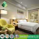 Natural Chinese Style Hotel Apartment Bedroom Furniture for Sale (ZSTF-02)