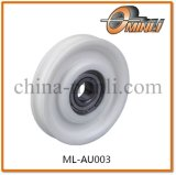 Plastic Pulley with Bearing, Rolling Bearing (ML-AU003)