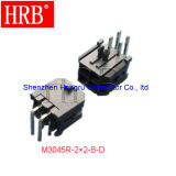 Wire to Board Hrb 4 Poles Connector of 3.0 Pitch