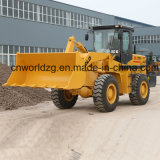 Chinese Brand 3t Wheel Loader with 92kw Engine