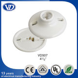 E27 Porcelain LED Bulb Socket