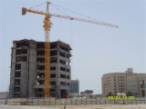 Ce Approved Construction Machinery Tower Crane 10t Max. Load Qtz6012