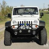 Autoparts Car Black Front Bumper for Jeep Wrangler Jk