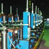 Square Pipe Making Machine Welded Pipe Roll Forming Machine