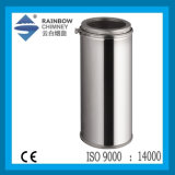 twin wall chimney pipe with CE approval