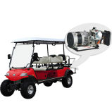 Golf Buggy /Hunting Cart /Utility Vehicle with Hybrid 4seat