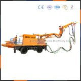 Chinese Supplier of Spray Units for Mountain Slope Protection