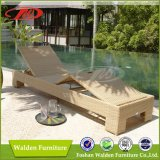 Hot Sale Outdoor Rattan Daybed Sun Lounge (DH-9547)