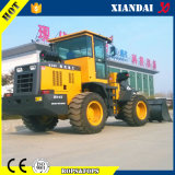 2.5t Rated Load Wheel Loader with Quick Coupler (XD930F)