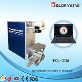 10W/20W Protable Glorystar Fiber Laser Marking Machine for Stainless Sheel