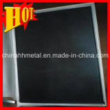 Ru-IR Coating of Titanium Anode Sheet for Sewage Treatment