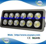 Yaye 18 Best Price Ce/RoHS COB 500W/600W LED Flood Light / 500W/600W COB LED Floodlight /500W/600W COB LED Tunnel Light