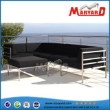 High Quality Stainless Steel Garden Sofa