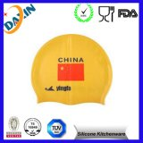 Colorful Hot Selling Eco-Friendly New Silicone Swimming Cap