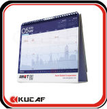 Full Color Printed Table Calendar Monthly Desk Calendar