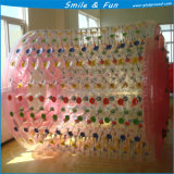 Transparent Inflatable Floating Water Roller Ball for Amusement