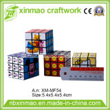 5.4cm Puzzle Cube with Full Color Logo