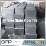 Cutural Stone Floor Tile Grey Slate for Inside Outside Flooring, Wall Panel, Home Decoration
