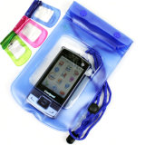 Cheap Promotional Universal Mobile Phone Waterproof Lanyard Bag (YKY7209)