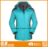 Men′s 3 in 1 Winter Warm Fashion Sports Outdoor Jacket