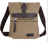 Men Single Shoulder Canvas Leisure iPad Travel Bag (CY1821)