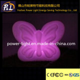 Cordless Colorful Decoration Butterfly LED Table Lamp