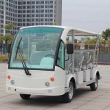 11 Seats Electric Tourist Car Dn-11 with Ce Certificate From China