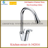 Ce Certificate Deck Mounted Kitchen Water Mixer