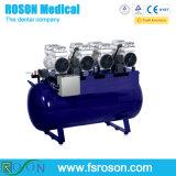 Oil Free Dental Air Compressor with 140L / Dental Compressor