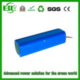 14.8V Lithium-Ion Battery Pack 2ah for Stage Lighting