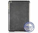 Black 100% Real Carbon Fiber Cover Case for iPad Mini 3