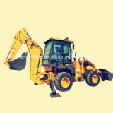 Hot Sale Articulated Backhoe with Cummins Engine