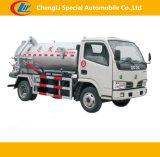 Dongfeng 4*2 Sewage Vacuum Truck
