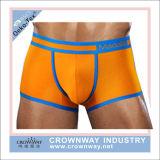 Wholesale Polyester Spandex Men Underwear Modal Boxer Briefs