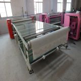 Fy-Rhtm480*1700 Roll to Roll Oil Heat Drum Sublimation Printing Machine for Fabric Heat Printing