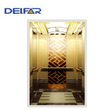 Commercial Building Mirror Passenger Elevator