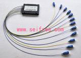 1*2 4in1 Single Mode Fiber Coupler of Sc Connector