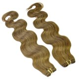 Color #6 Body Wave Human Remy Hair Weft