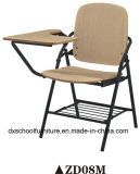 Student Folding Classroom Chair with Writing Board