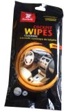 Car Indoors Leather Cleaning Wet Wipes