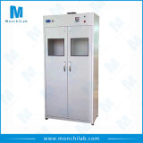 Exhaust Type Lab Medical Gas Cylinder Storage Cabinet
